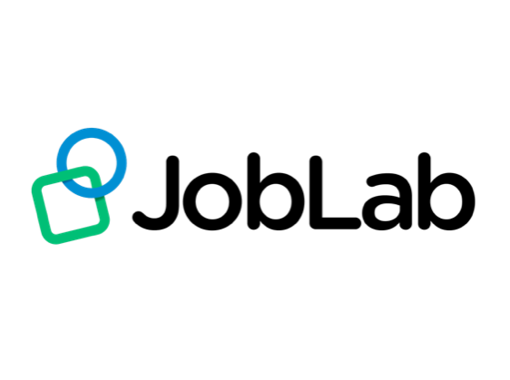 joblab logo startups of london version