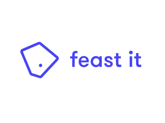 Feast it logo startups of london
