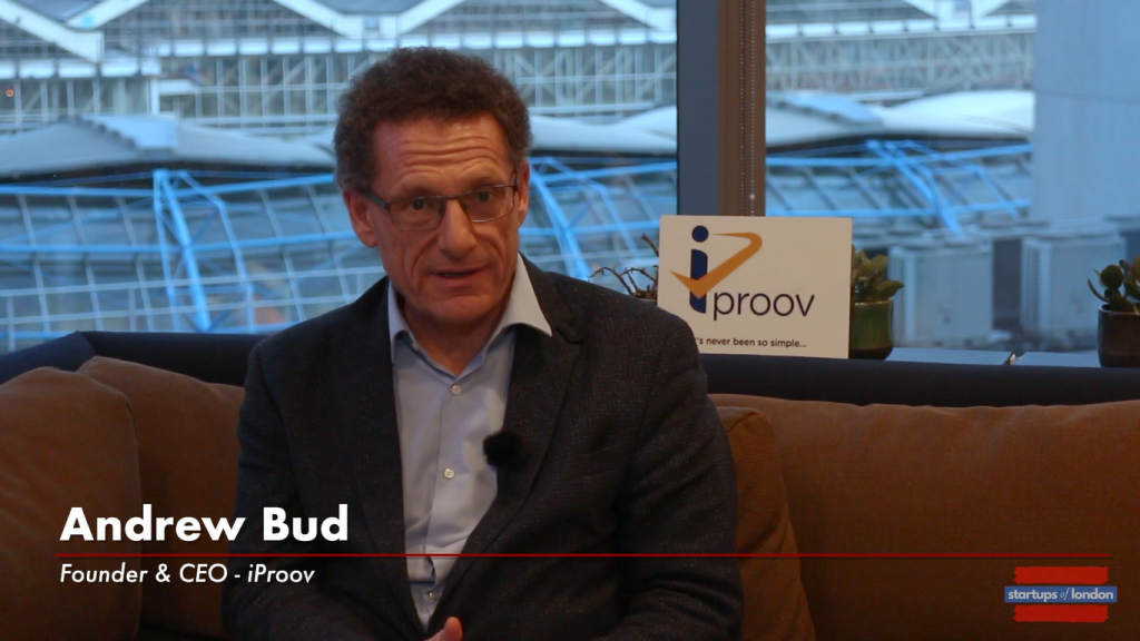 iproov founder picture