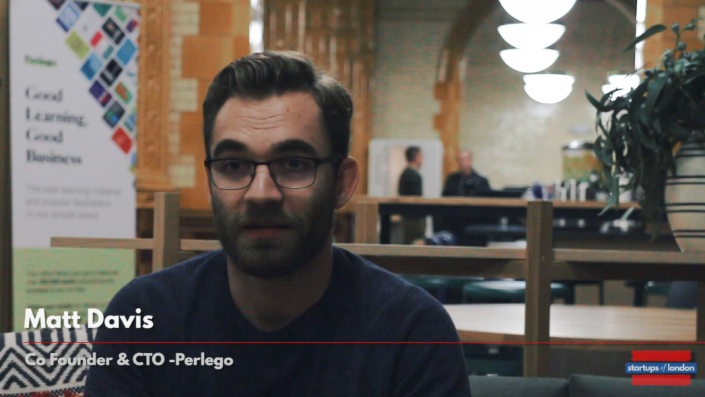 startup founder image Perlego