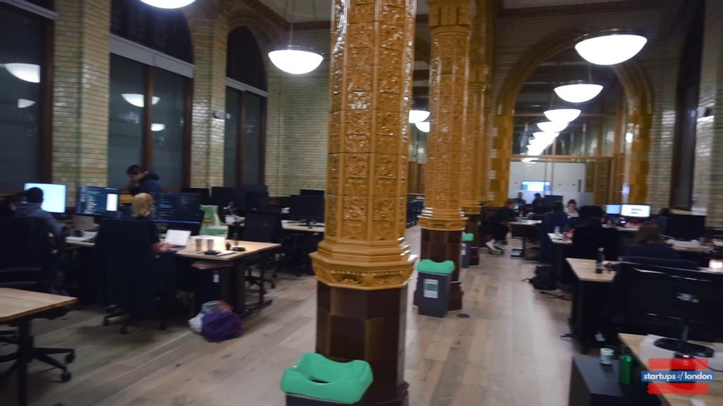 Perlego office view