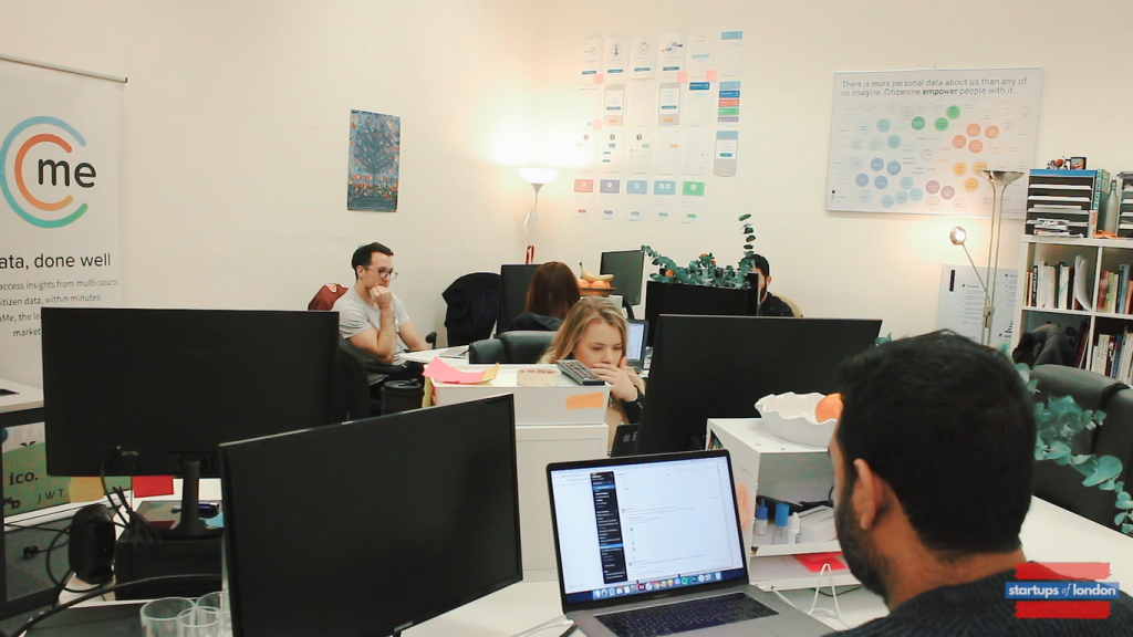 startups citizen me office view